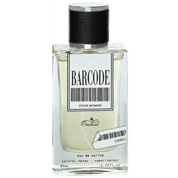 ارکید بارکد پور هوم-Orchid Barcode Pour Homme
