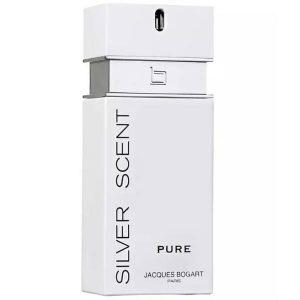 جکس بوگارت سیلور سنت پیور-Jacques Bogart Silver Scent Pure