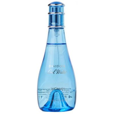 دیویدف کول واتر-Davidoff Cool Water For Women