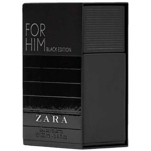 زارا فور هیم بلک ادیشن-Zara For Him Black Edition