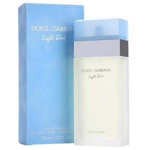 دولچه گابانا لایت بلو-D&G Light Blue For Women