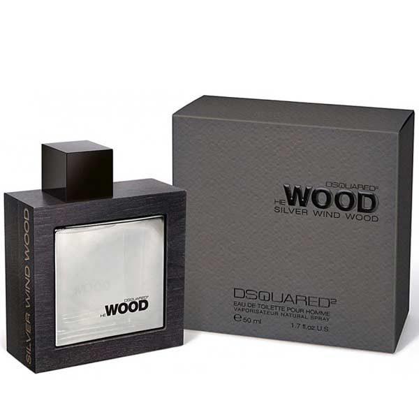 دیسکوارد هی وود سیلور ویند-Dsquared He Wood Silver Wind