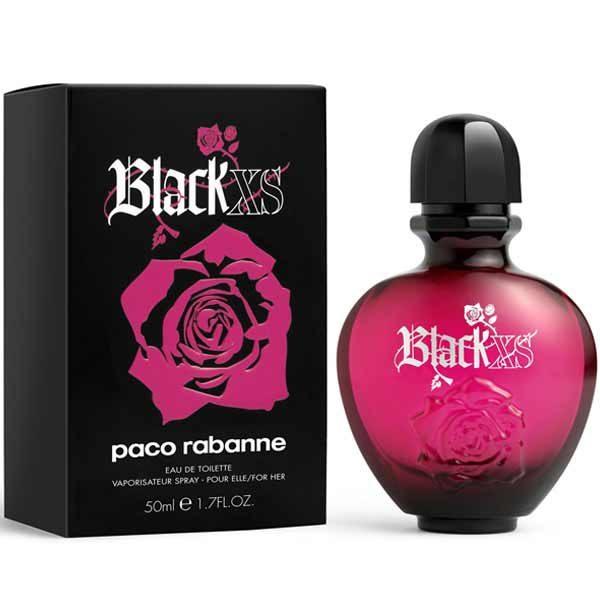 پاکو رابان بلک ایکس اس-Paco Rabanne Black Xs For Women