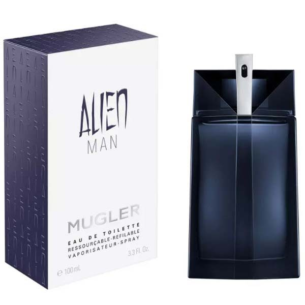 تیری موگلر الین من-Thierry Mugler Alien Man