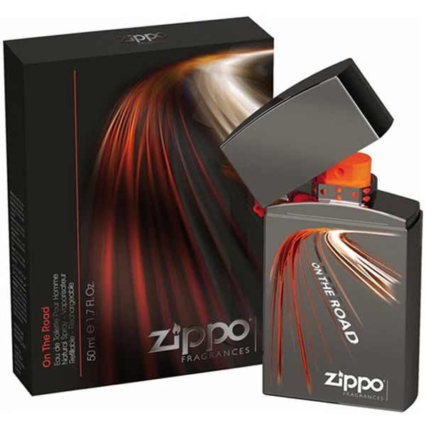 زیپو آن د رود-Zippo On The Road
